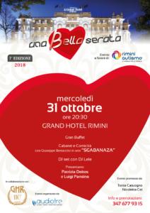 Una bella serata - Per Rimini Autismo