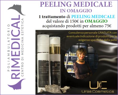 Peeling Uras Cosmetics