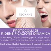 TEOXANE TRATTAMENTO FOTOAGING