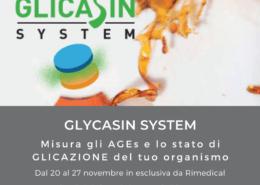 glycasin system misura la glicazione