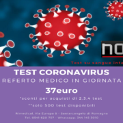 test sangue coronavirus