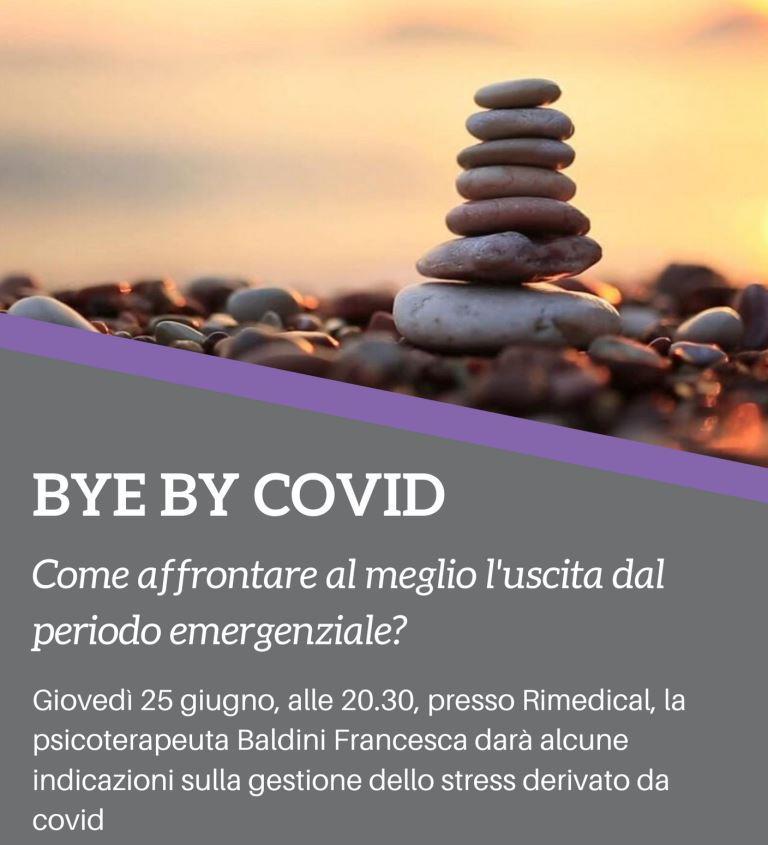 Bye Bye Covid
