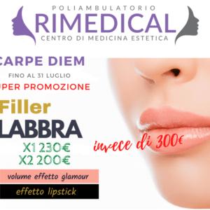 Carpe Diem - Super Promozione Filler Labbra