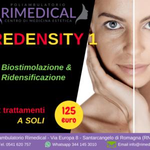 Redensity 1: biostimolazione e ridensificazione