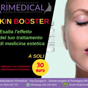 Skin Booster: il gel che esalta il tuo trattamento estetico