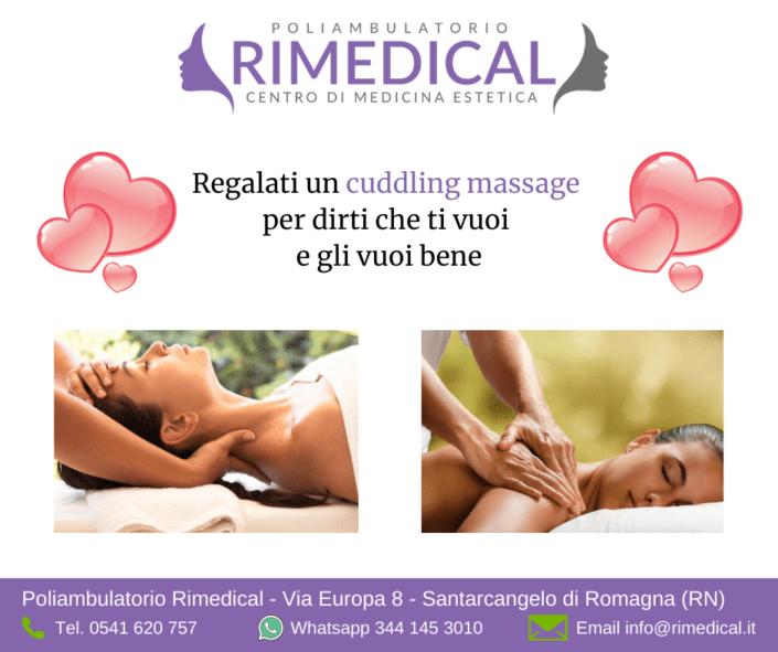 cuddling massage