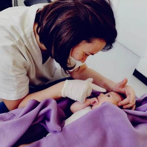 ostepatia neonati