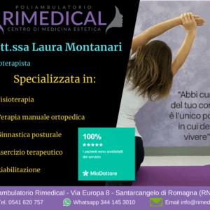 Laura Montanari - Fisioterapista
