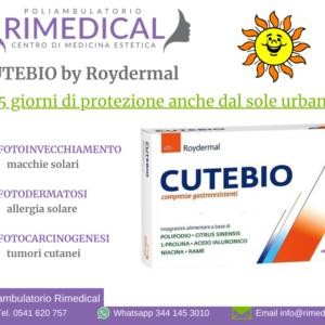 CUTEBIO - Proteggi la pelle dal sole