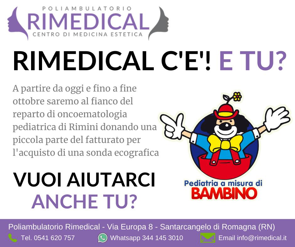rimedical oncoematologia pediatrica